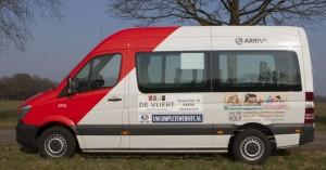 Bus Arriva December 2014
