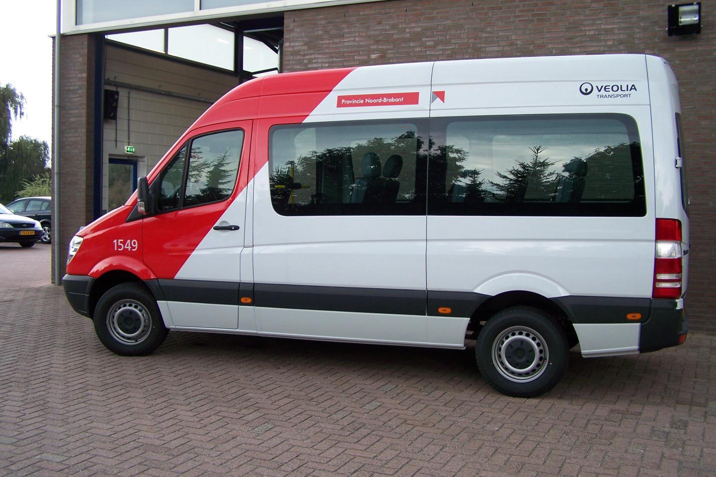 auto « Buurtbus Molenschot Dorst